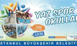 İBB Yaz Spor Okulları 2019