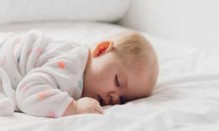Bebeklerde uyku sorunu