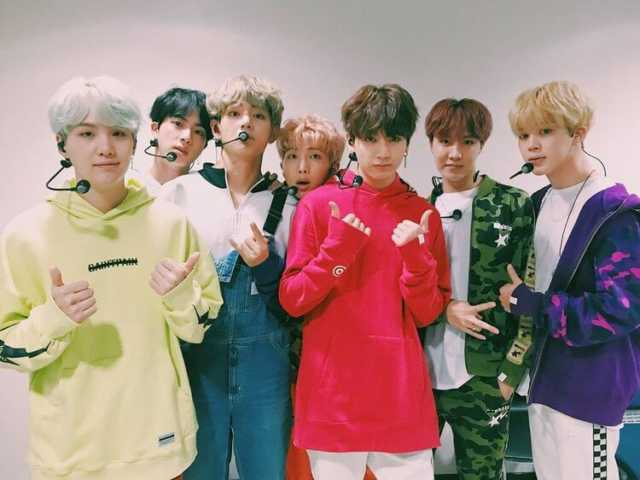 BTS Grup Üyeleri