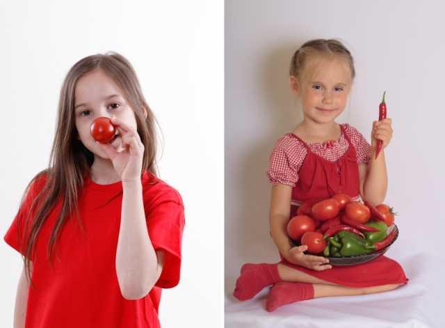 Çocuklarda yemek seçme