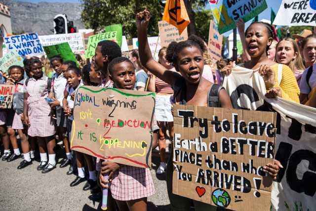 İklim İçin Okul Grevi Fotoğrafları