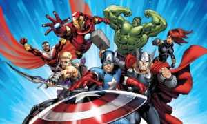 Avengers karakterleri