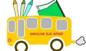 Okulun İlk Günü Kitapları