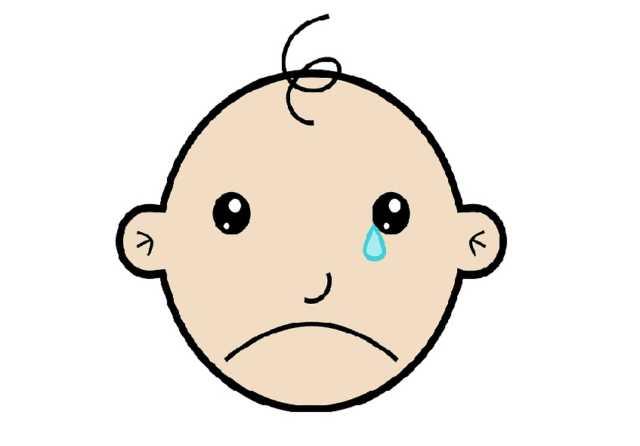 Bebeklerde öfke nöbeti