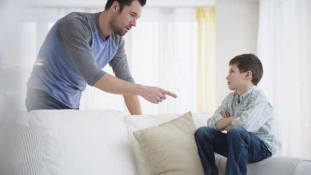 Çocuğa disiplin eğitimi vermek