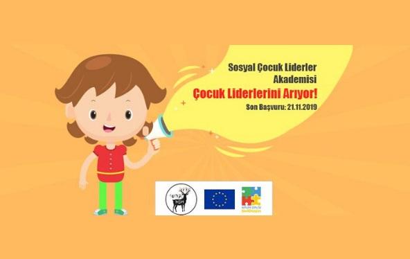 Sosyal Çocuk Liderler Akademisi