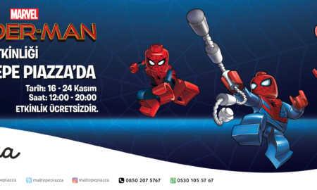Spider Man Yapım Etkinliği
