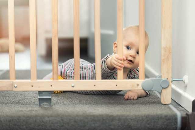 Bebek güvenlik kapısı