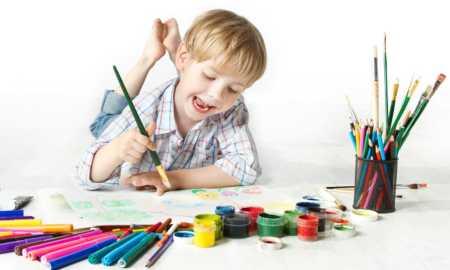 Çocuklar İçin Resim Fikirleri
