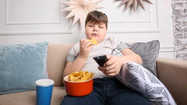 Çocuklarda obezite