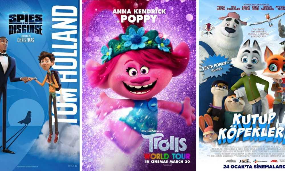Çocuk Filmleri 2020