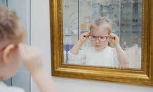 Çocuklarda Gözlüğe Alışma