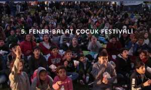 Fener Balat Çocuk Festivali 2020