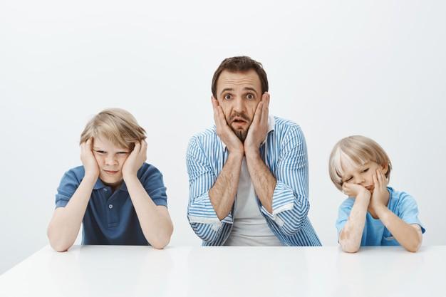 Aşırı kaygılı anne baba
