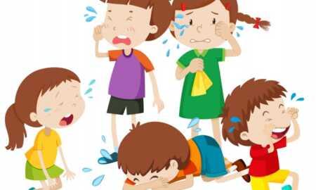 Çocuğun sürekli ağlaması