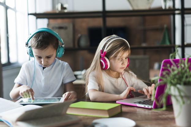 Çocuklar için mobil uygulamalar