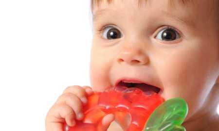 Bebeklerde diş çıkarma ateşi