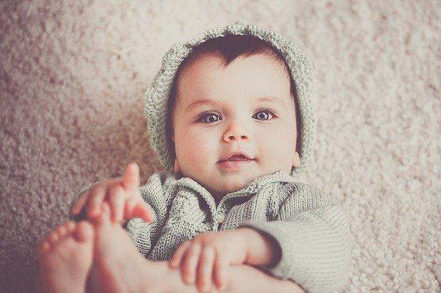 Bebeklerde glokom