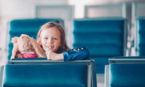 Çocukla uçak yolculuğu