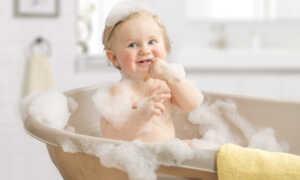 Bebek nasıl yıkanır?