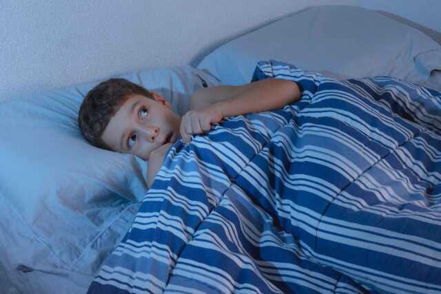 Çocuklarda gece korkusu