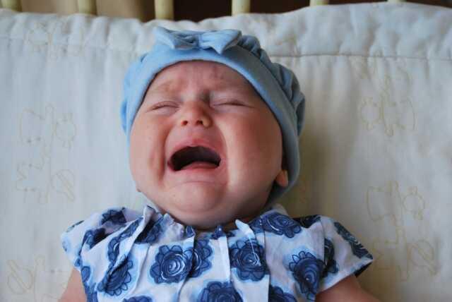 Ağlayan bebek
